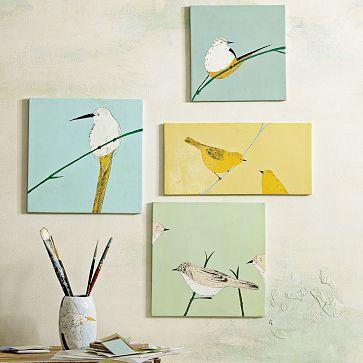 Gemma Orkin Wall Tiles #WestElm: