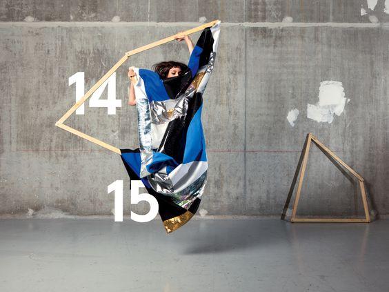 Clément Le Tulle-Neyret, direction artistique & design graphique, Lyon | MC2: Grenoble — Saison 2014–2015