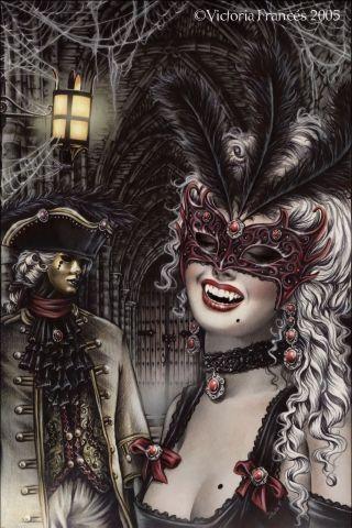 vampiros - Vampiros en el Arte fantastico. 4e220a7a365e0bc609a4a63ab9a8f811