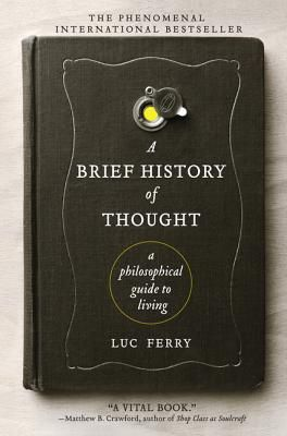Excellent summary of philosophy throughout recorded history that hits all the major schools (Stoicism, Kant, Nietzsche, Heidegger, etc.) and explains them in a concise, digestible manner without dumbing things down excessively.