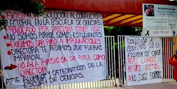Raúl Contreras Medina, comete fraude electoral: denuncian