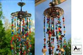 Image result for homemade wind chimes