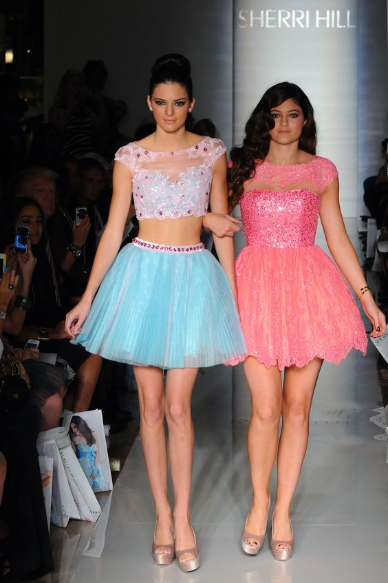 Their so beaut. And these dresses are just stunning