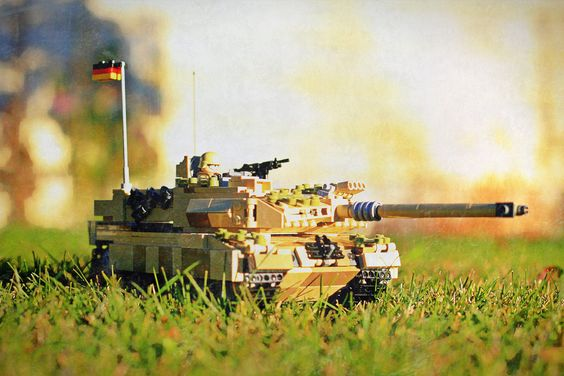 The Armoury: The Leopard 2 Tank Thread, by Valiant