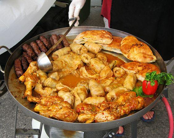 Papilon Bosnian Food   Flickr - Photo Sharing!