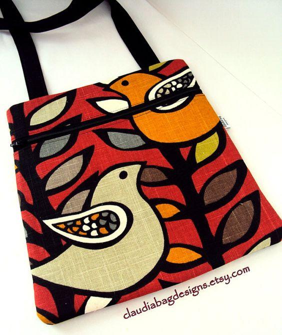 Love this bag  #Hip_Bag  #Cross_Body Bag #Sling_Bag #Purse  iPad by ClaudiaBagDesigns, $28.00 - SOLD