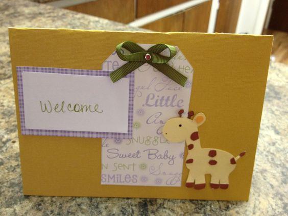 unknown gender baby shower card baby shower pinterest baby