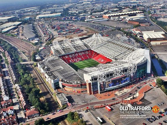 Old Trafford Stadium - Manchester United - Manchester, England