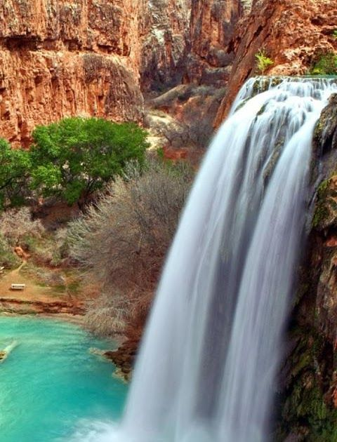 33 Foto Pemandangan Untuk Wallpaper Hp Gambar Gambar Yang Kami Persembahkan Dengan Sangat Teliti Kami Usahakan Sesuai Harapan Anda C In 2020 Waterfall Outdoor Water