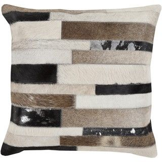 Shop for Decorative Amsterdam 20-inch Down or Polyester Filled Pillow and more…