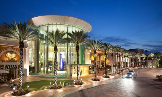 The Forbes Company The Mall at Millenia