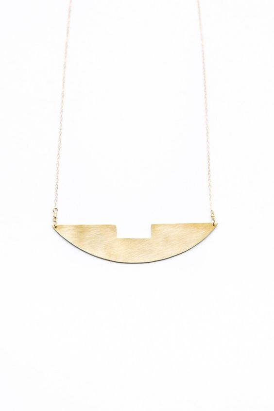 Kiki Koyote Arch Necklace – Parc