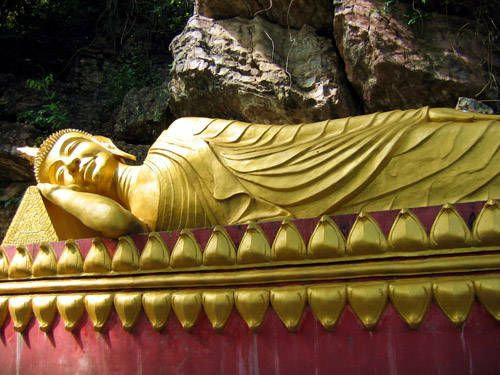 February 15th is Nirvana day for the Mayana Buddhists. This day remembers the death of Buddha and his passing into Nirvana. It is a day of contemplation and meditation.