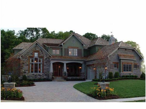 Eplans craftsman house plan craftsman delight 7502 for Www eplans