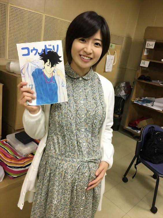 妊婦役の南沢奈央