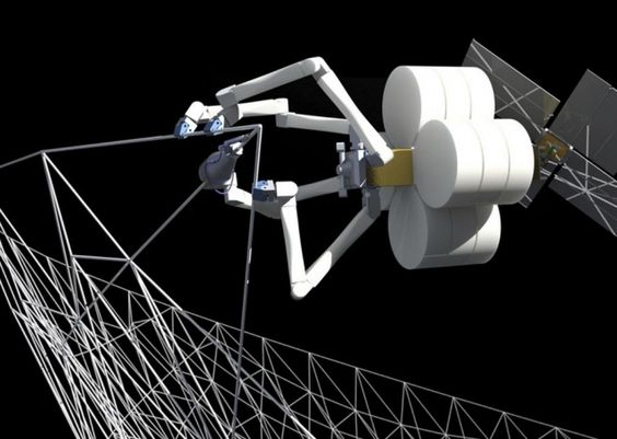 NASA is developing 3D printing factory in space