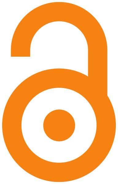 Open Access logo PLoS white: