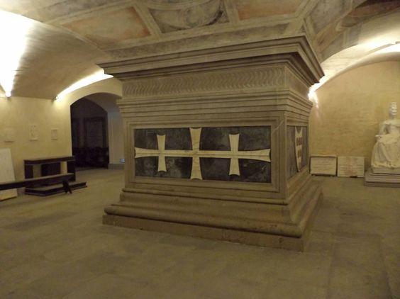 Resultado de imagen de tumba de cosimo de medici