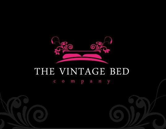The vintage bed