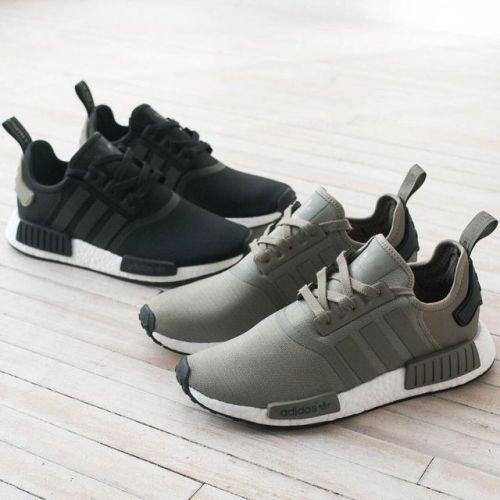 Men's Shoes ADIDAS ORIGINALS NMD R1 PRIMEKNIT SNEAKERS