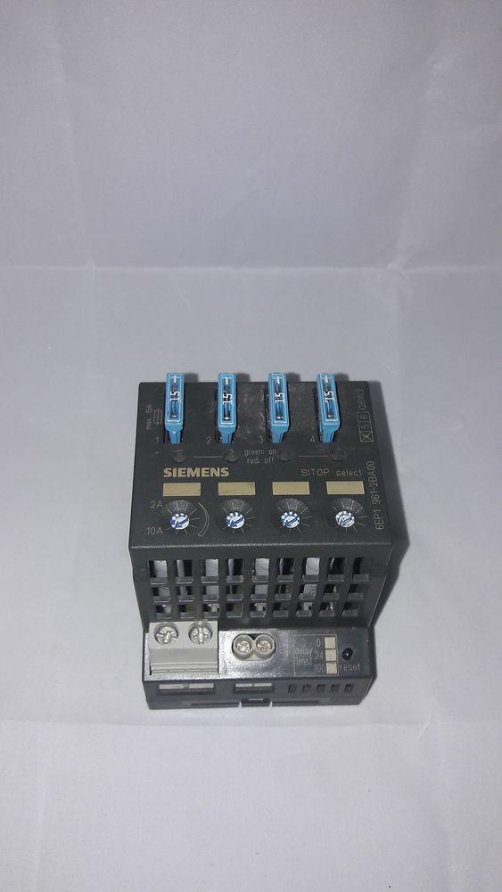 Siemens SITOP select 6EP1 961-2BA00