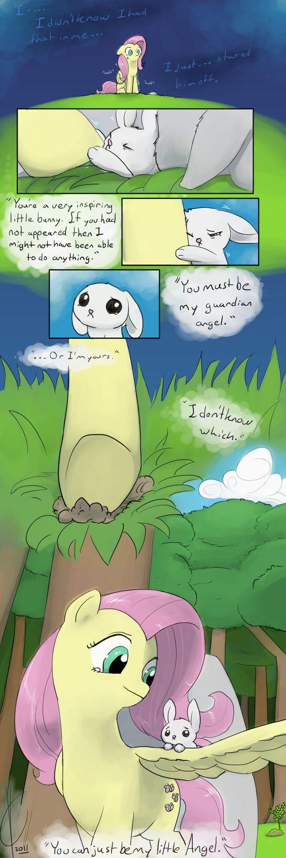 Origin Story: Fluttershy!