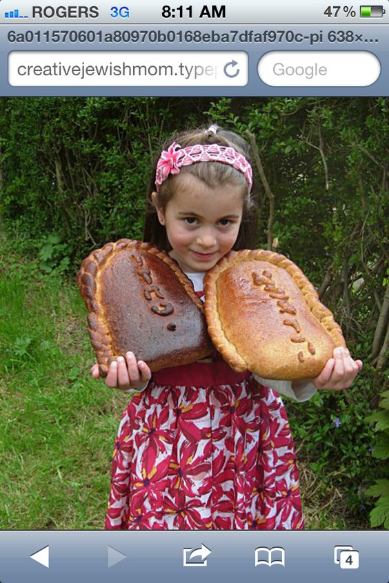 challah bread shavuot