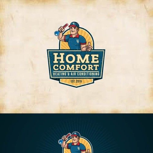 Image Result For Comfort Hvac Logo Heating And Air Conditioning