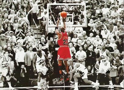 The Shot - Michael Jordan, 1998