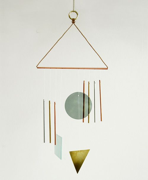 krgkrg:  Melodic Suspension windchime by Ladies & Gentlemen Studio