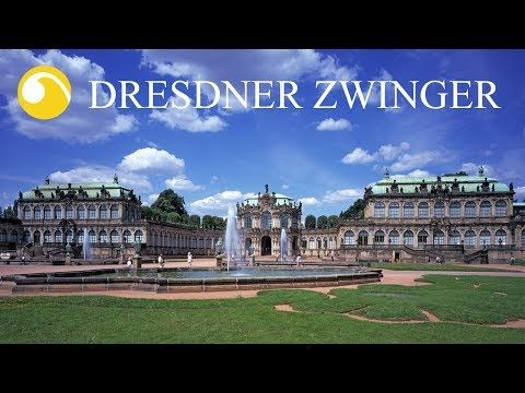 The Dresden Zwinger Is One Of The Most Famous Baroque Buildings In Germany It Houses Internationally Renowned Museums And Is The Dresden Germany House Styles