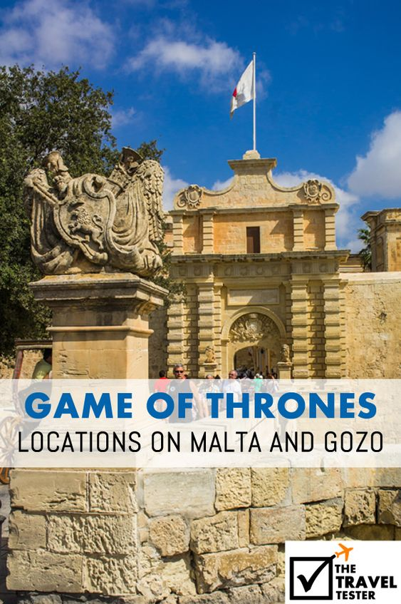 Are you a Game of Thrones fan? Here are all the filming locations that you can find on Malta and Gozo   by The Travel Tester