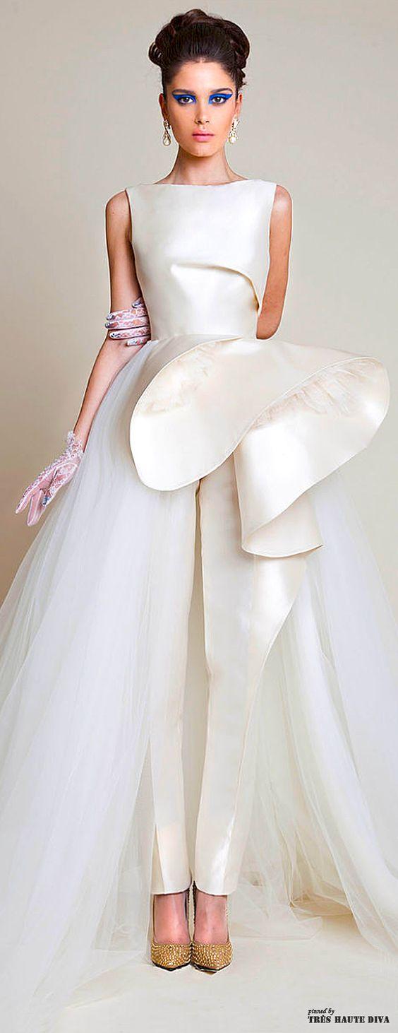Azzi & Оста Пролет 2014 Couture