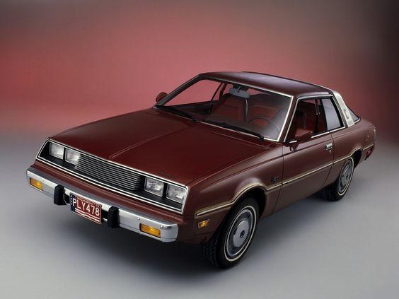 1978 MITSUBISHI A133A Galant Λ (Plymouth Sapporo Coupe)
