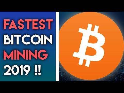 fastest cryptocurrency miner