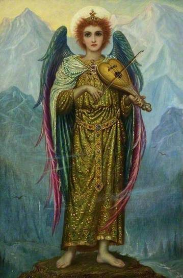 Oh Ye Mountains and Hills Bless Ye The Lord (1899) by Edward Pyrnne