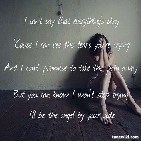 Francesca Battistelli - Angel By Your Side Lyrics ...