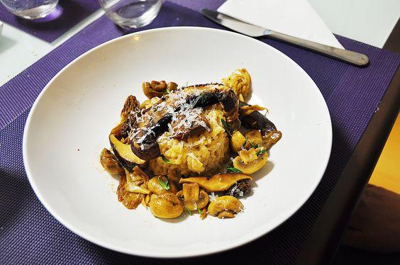 and more mushroom risotto portobello trumpet risotto brown mushroom ...