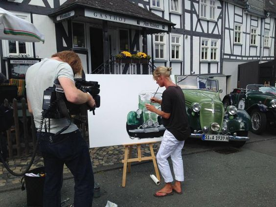 Siegerland Classic, n-tv