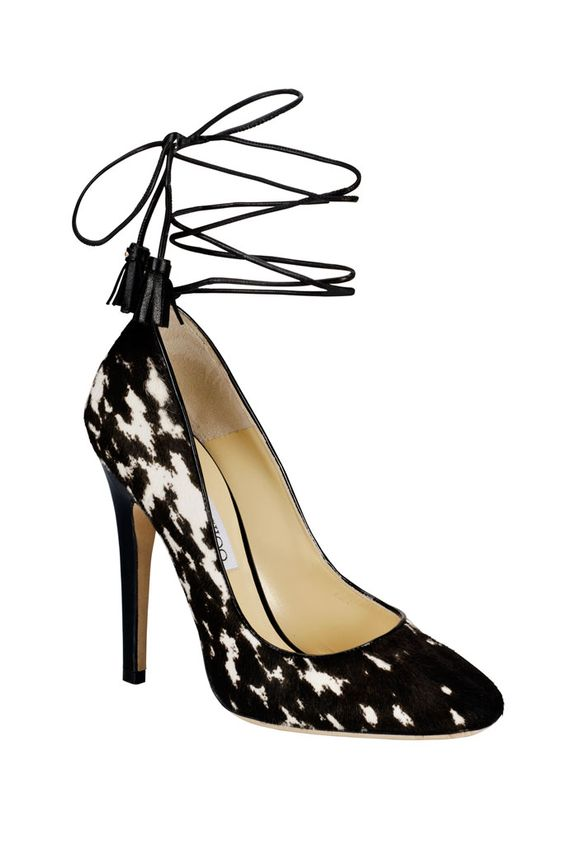 fall 2012, Jimmy Choo, shoes, pumps, black