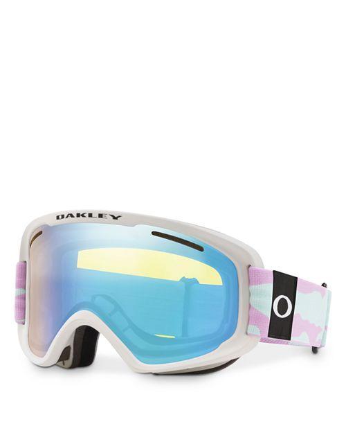 Oakley Unisex O Frame 2 0 Pro Xm Mirrored Ski Goggles Jewelry Accessories Bloomingdale S Ski Goggles Women Skiing Outfit Ski Goggles