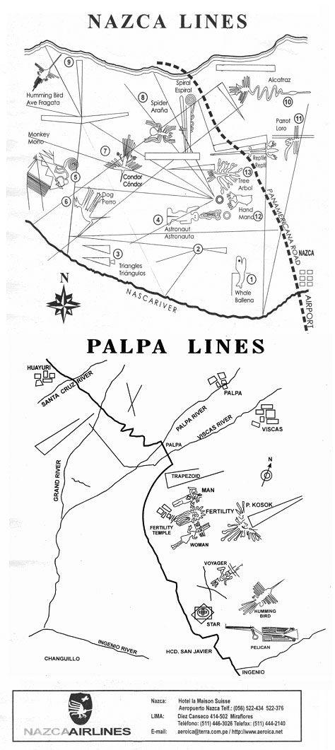 las pistas de Nazca. 4e326af23c27d8bc22b1f98596e5d0df