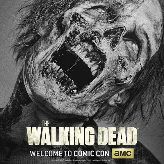 Walking Dead / Comic Con 2015