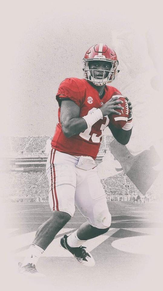 Tua Tagovailoa Alabama Crimson Tide Alabama Crimson Tide Football Cool Football Pictures