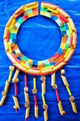 Activities: African Collar Necklace