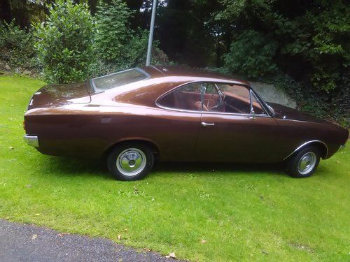 1969 Opel Coupe For Sale Picture 1 Of 1