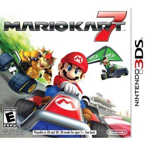 Best Nintendo Ds Games For Kids Mario Kart 7 Nintendo Mario Kart Mario Kart