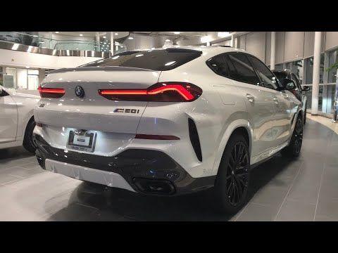 2020 Bmw X6 M50i Xdrive Alpine White In Depth Video Walk Around Youtube In 2020 Bmw X6 Bmw X6 White Bmw