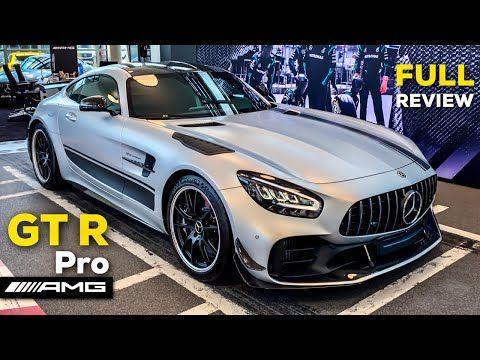 2020 Mercedes Amg Gt R Pro V8 Full Review Brutal Sound Exhaust