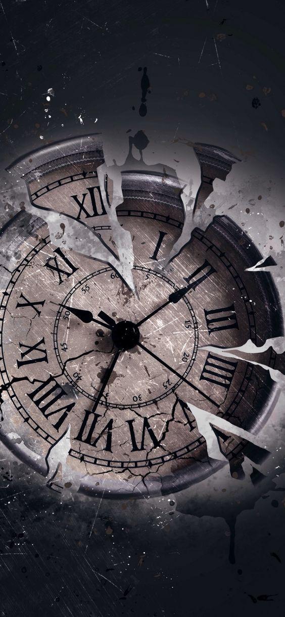 Best Backgrounds For Iphone Clock Wallpaper Clock Tattoo Compass Wallpaper